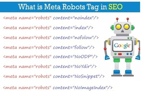 robots txt tags in SEO